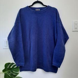 Vintage Patagonia Organic Cotton Waffle Knit Sweater
